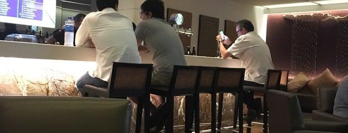 Nau Lounge is one of Tempat yang Disukai Ronal.