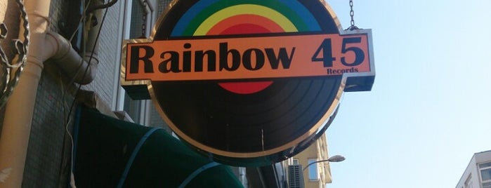 Rainbow 45 is one of Lets do Istanbul.