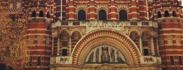 Westminster Cathedral is one of London - All you need to see!.