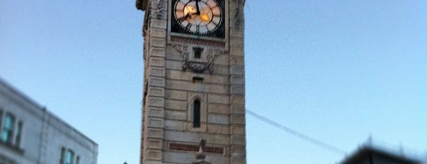 Brighton Clock Tower is one of United Kingdom.