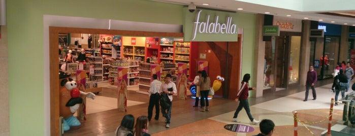Falabella is one of Mauricio'nun Beğendiği Mekanlar.