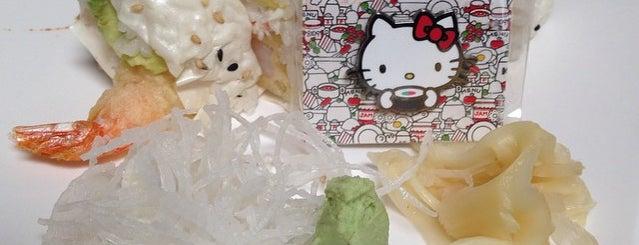 Zip Sushi Izakaya is one of Hello Kitty Hungry Hunt.