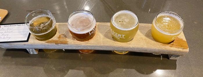Calvert Brewing Company is one of Posti salvati di Rachel.