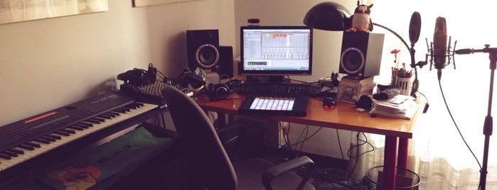 Alien Recording Studio is one of Marco'nun Beğendiği Mekanlar.