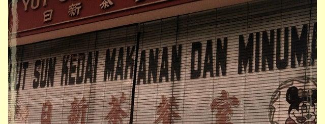 Restoran Yut Sun is one of Malaysia.