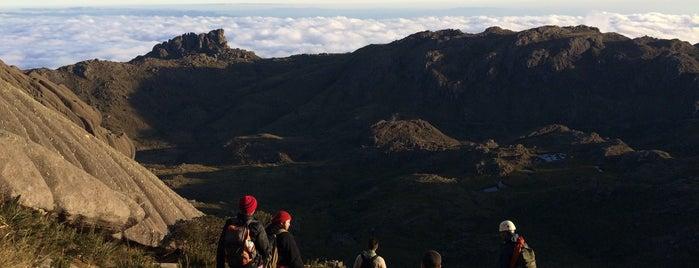 Pico Agulhas Negras is one of O que quero fazer.