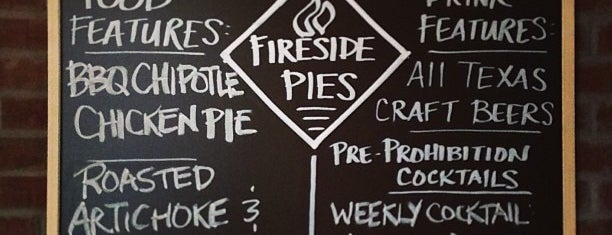 Fireside Pies is one of KATIE 님이 좋아한 장소.