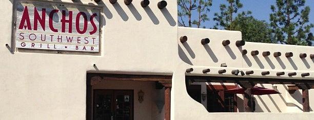 Anchos Southwest Bar & Grill is one of Jason'un Beğendiği Mekanlar.