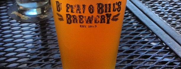 Buffalo Bill's Brew Pub is one of San Francisco, CA.