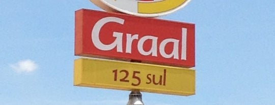 Graal 125 Sul is one of Locais curtidos por Fernando.
