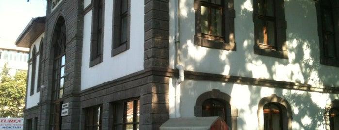 Zafer Müzesi is one of Tarihi.