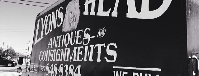 Lyon Head Antiques is one of Bradley 님이 좋아한 장소.