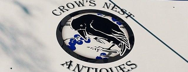 Crow's Nest Antiques is one of Bradley 님이 좋아한 장소.