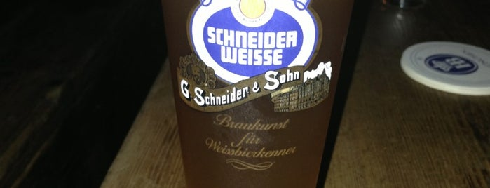 Zum Schneider is one of The Best German Spots in New York.