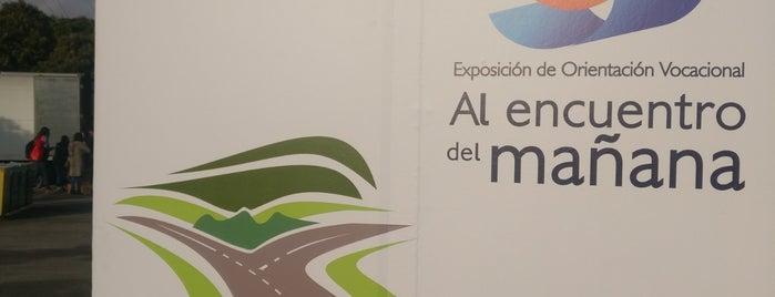 Centro de Exposiciones y Congresos UNAM is one of Lugares favoritos de Jose.