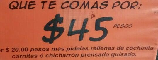 Los Tres Cochinitos is one of Restaurantes df.