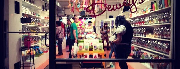 Dewey's Candy is one of Bklyn.
