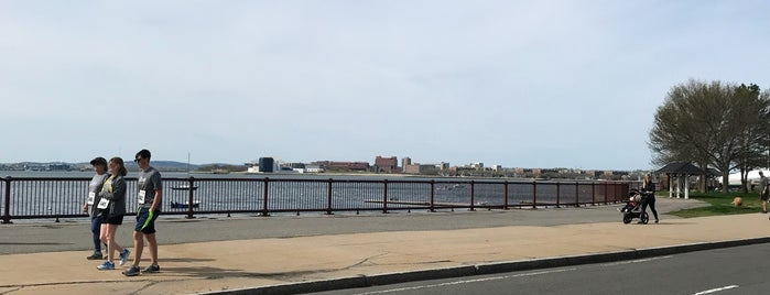 Castle Island Run is one of Southie Musts.