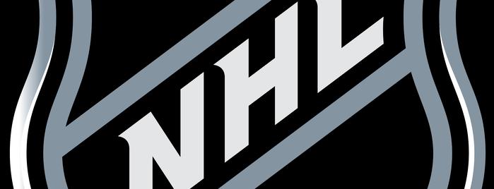 NHL Hockey Arenas