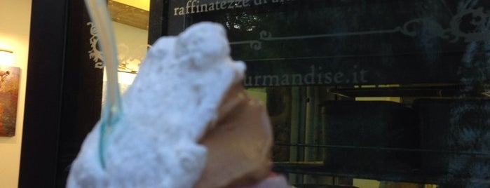 La Gourmandise is one of Gelato in Rome.