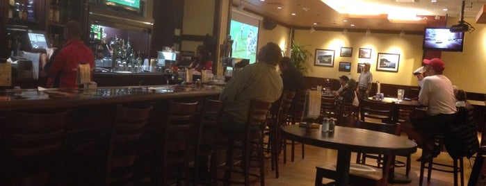 Characters Sports Bar & Grill is one of Best of Monterey.