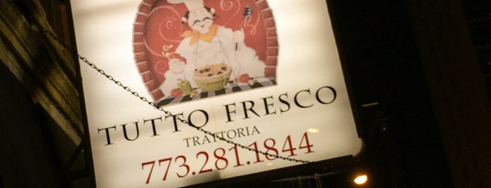 Tutto Fresco is one of Mamma Mia.