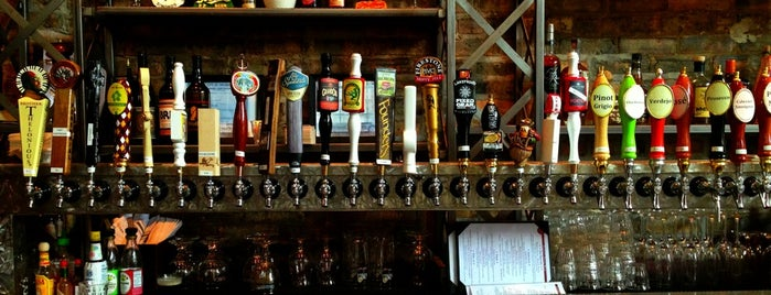 Hopleaf Bar is one of America's 100 Best Beer Bars - Draft Magazine 2014.