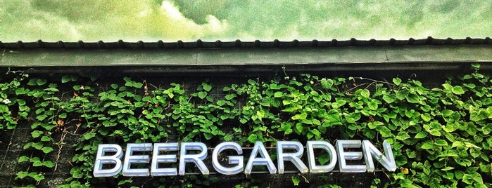 Beer Garden is one of Senayan Areas: My Playground, Workplace and Home.