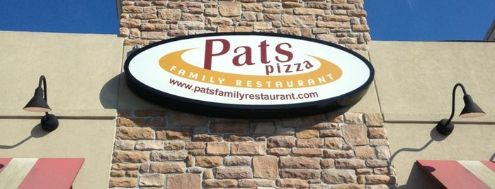 Pats Pizzeria is one of Local - Neighborhood.
