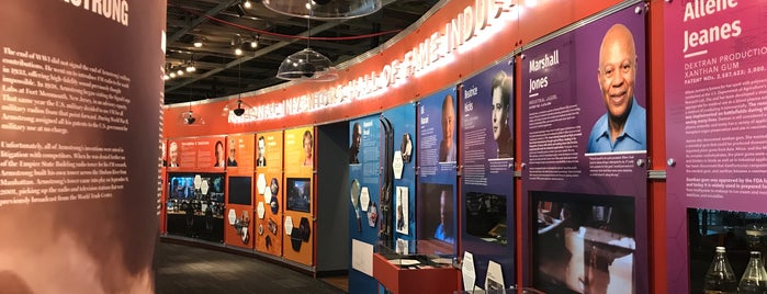 National Inventors Hall Of Fame & Museum is one of Gotta Go There!.