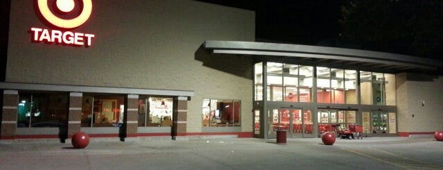 Target is one of Store.
