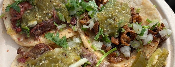 El Norteño Taco Truck is one of Laelさんの保存済みスポット.