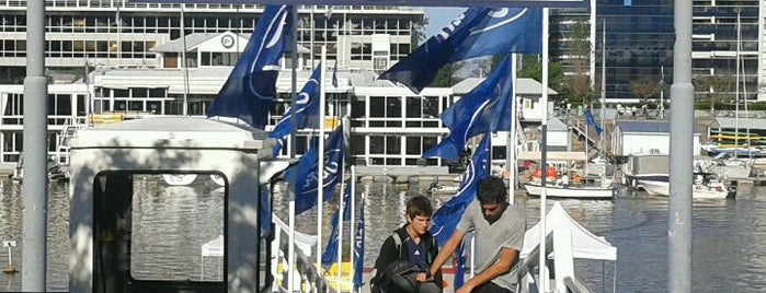 Yacht Club Puerto Madero is one of Outdoor Activity in BAires.