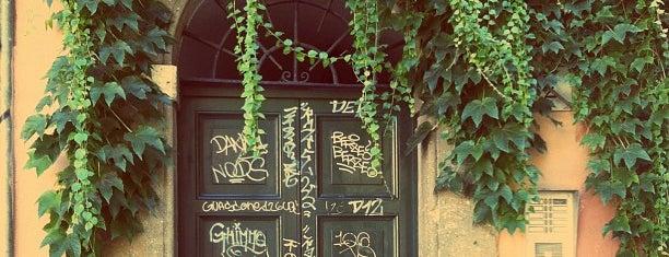Ti Dirò is one of Vegan a Roma.