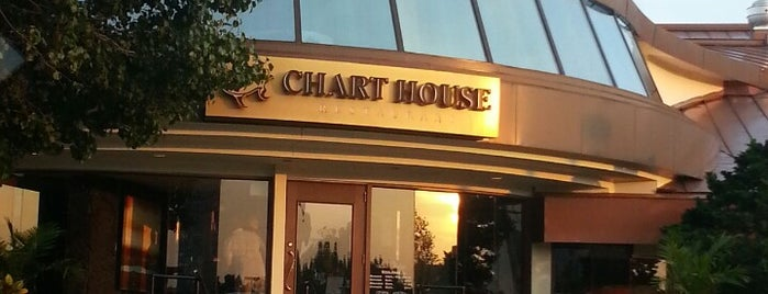 Chart House Restaurant is one of Penn's Landing.