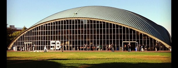 MIT Kresge Auditorium (Building W16) is one of Boston And DC.