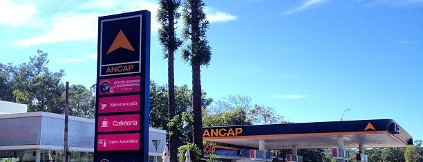 ANCAP is one of Santiago : понравившиеся места.