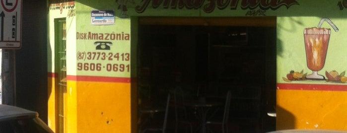 Amazônia Mix is one of garanhuns.