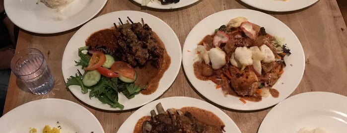 Kedai Satay is one of Melbourne.
