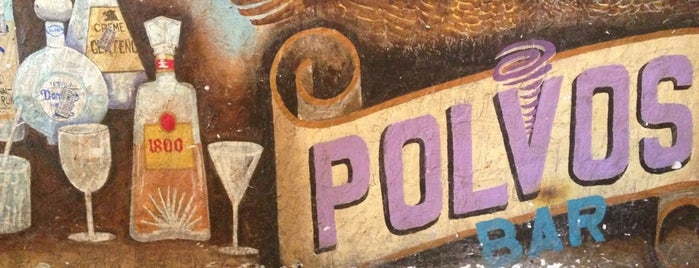 Polvos Mexican Restaurant is one of USA - Austin area.