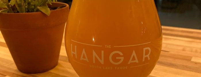 The Hangar Lake Tahoe is one of Tempat yang Disukai Traci.