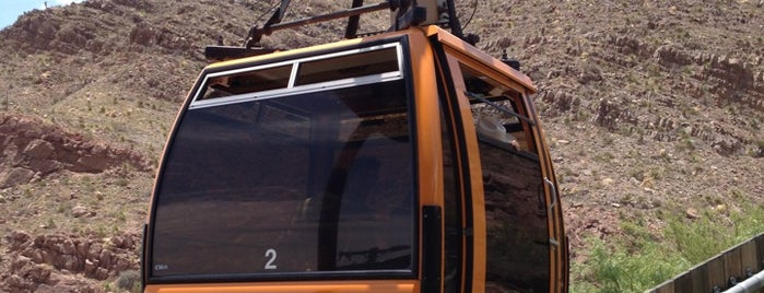 Wyler Aerial Tramway is one of Jacobさんの保存済みスポット.