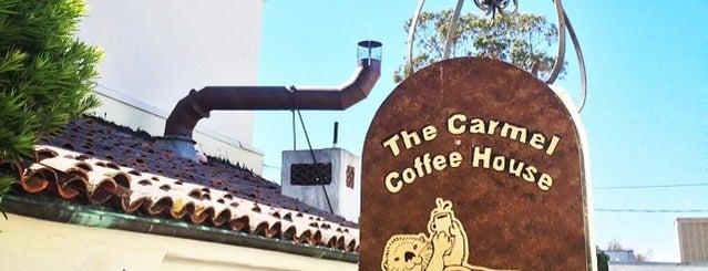 The Carmel Coffee House and Roasting Company is one of Osman'ın Beğendiği Mekanlar.