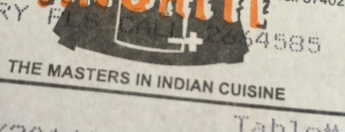 Anghiti Indian Restaurant is one of Orte, die Rob gefallen.