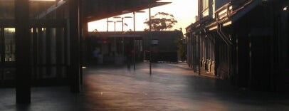 Newtown Station is one of Sydney Train Stations Watchlist.