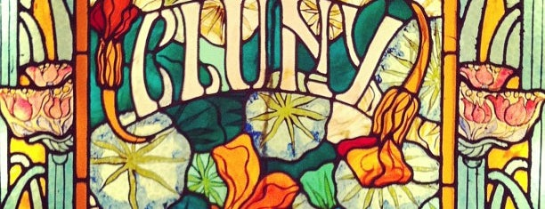 Cluny is one of Mis favoritos.