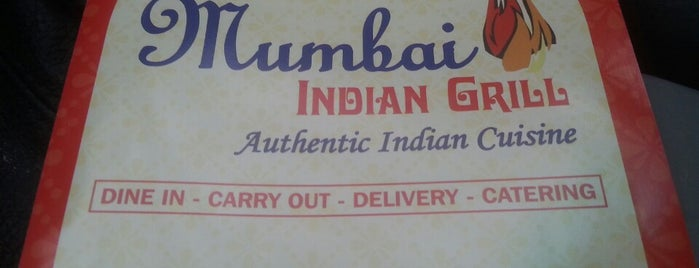 Mumbai Indian Grill is one of Been there!.