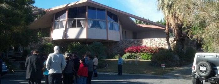 Elvis Honeymoon Hideaway is one of Palm Springs.