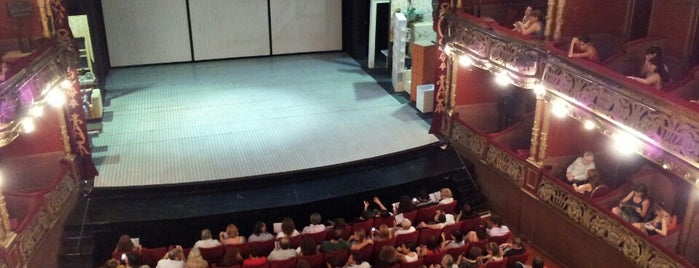 Teatro Liceo is one of Peterさんのお気に入りスポット.
