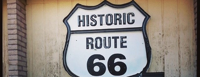 Mojave River Valley Museum is one of Route 66 Roadtrip.